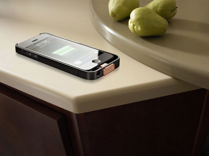 Wirelessly-charge
